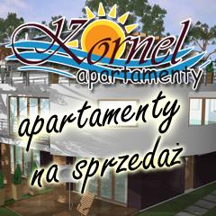sprzedaz apartamenty Kornel