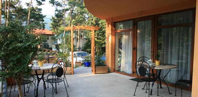Kornel apartamenty w Pobierowie zdjęcie 4