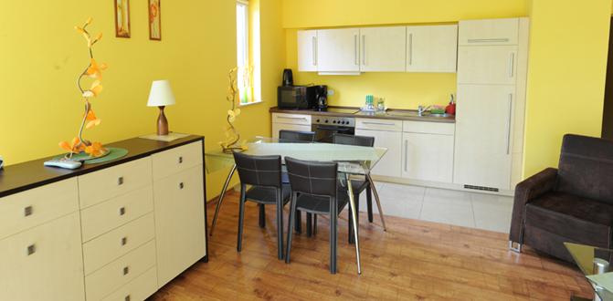 Kornel apartamenty w Pobierowie zdjęcie 16