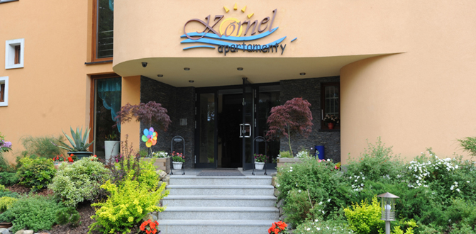 Kornel apartamenty w Pobierowie zdjęcie 13