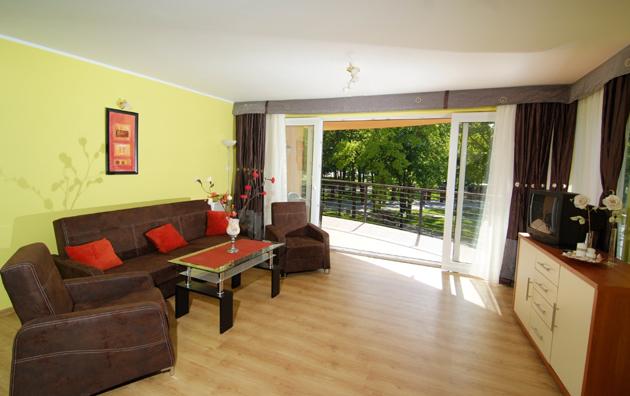 apartament Kornel, noclegi Pobierowo